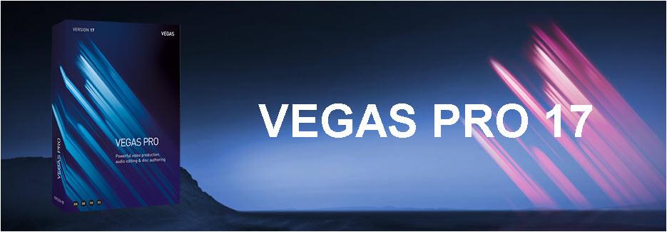 Vegas Pro - Videoredigering
