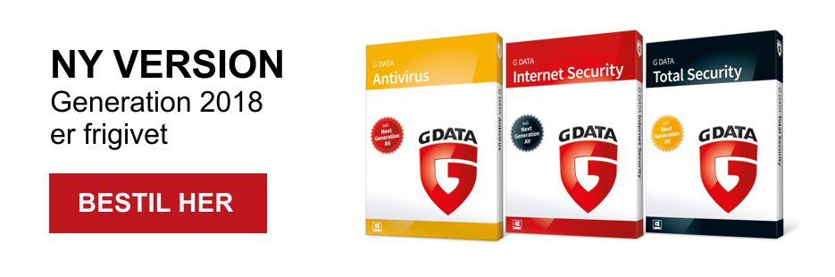 G Data 2018