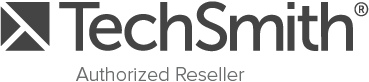 TechSmith Authorized Reseller